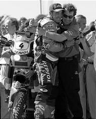 Roma conquista el Dakar 2004